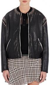 Isabel Marant Etoile Buddy Jacket Black