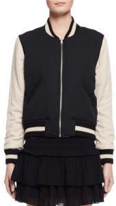Isabel Marant Etoile Dabney Reversible Jacket Ecru