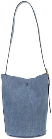 Derek Lam 10 Crosby denim bucket bag