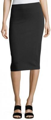 Vince Camuto Ponté Pull-On Midi Pencil Skirt