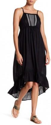 Rip Curl Far Out Hi-Lo Maxi Dress