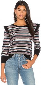 Joie Cais C Sweater in Black