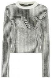 Fendi Wool and mohair-blend sweater