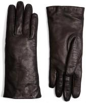 Cashmere Lined-Lambskin Gloves