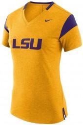 Women's Nike LSU Tigers Fan Top