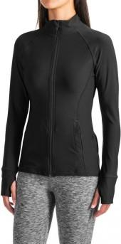 X by Gottex Ruffle Jacket - Full Zip (For Women)