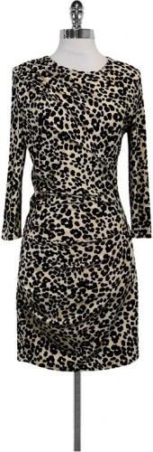 Juicy Couture Animal Print Dress