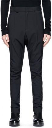 DEVOA Schoeller® stretch twisted pants