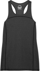 The Upside - Mahina Stretch-jersey Tank - Charcoal