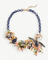 Bird Statement Necklace