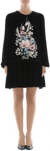Black Viscose Dress
