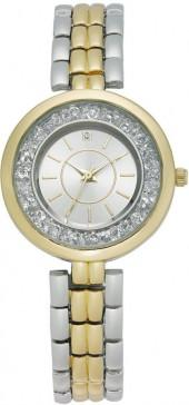 Charter Club Women's Two-Tone Bracelet Watch 31mm, Created for Macy's
