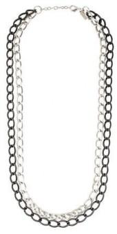 The Kooples Double Strand Chain Necklace w/ Tags