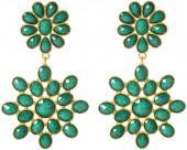 Turquoise East Lake Morning Drop Earrings