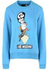 OFFICIAL STORE LOVE MOSCHINO Sweatshirt