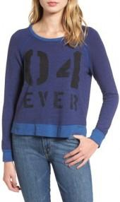 Women's Sundry Love Forever Sweatshirt
