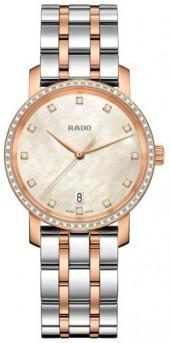 Women's Rado Diamaster Diamond Bracelet Watch, 33Mm