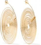 Rosantica - Soffio Gold-tone Earrings