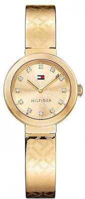 Crystal Bracelet Watch