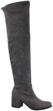 Yoki Aniqa Over The Knee Suede Boot