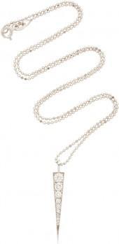 Anita Ko Medium Dagger Necklace