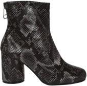 Maison Margiela Python Ankle Boots