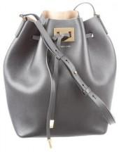 Michael Kors Large Miranda Bucket Bag
