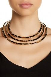 House of Harlow 1960 Nalli Statement Necklace