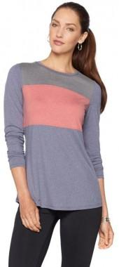 Serena Williams Luxe Jersey Colorblock Top