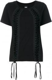 KTZ lace-up T-shirt
