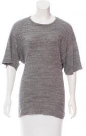 Étoile Isabel Marant Short Sleeve Knit Top