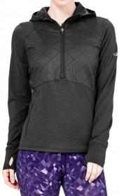Icebreaker Ellipse MerinoLOFT Hoodie - Merino Wool, Zip Neck, Long Sleeve (For Women)