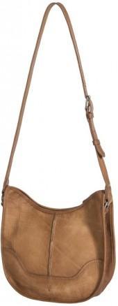 Frye Cara Saddle Crossbody Bag - Italian Leather (For Women)