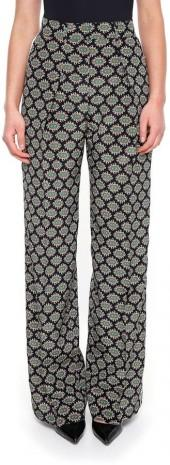 Printed Trousers