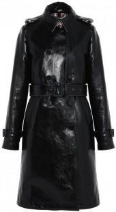 Stella McCartney skin-free-skin michaela trench coat