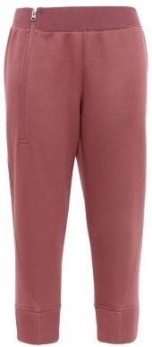 Stella McCartney red essential 3/4 sweatpants