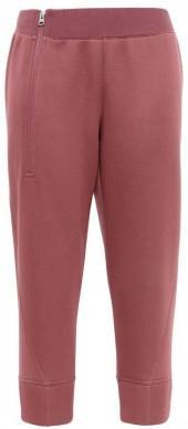 Stella McCartney red essential 3/4 sweatpants