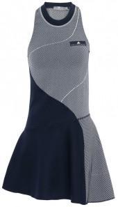 Stella McCartney blue barricade dress