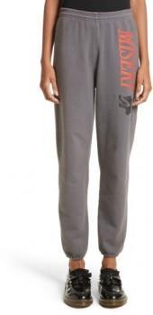 Women's Ashley Williams Misery Logo Sweatpants