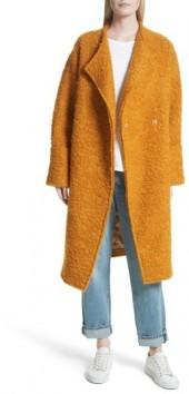 Women's Elizabeth And James Paloma Wool, Mohair & Alpaca Blend Coat