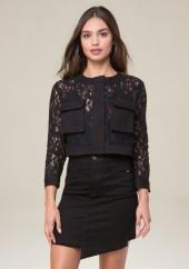 Corded Lace Jacket
