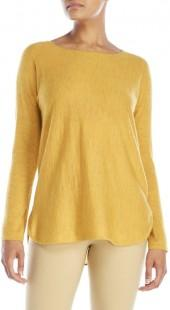 eileen fisher Boatneck Cashmere Tunic