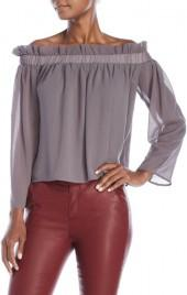 lucca Leyla Off-The-Shoulder Top