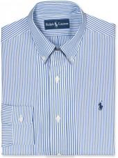 Polo Ralph Lauren Dress Shirt, Blake Stripe Broadcloth