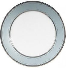 "Lauren Ralph Lauren ""Silk Ribbon Slate"" Dinner Plate"