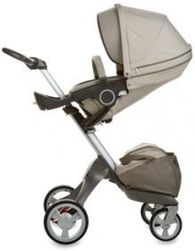 Stokke® Xplory® Stroller and Accessories - Beige