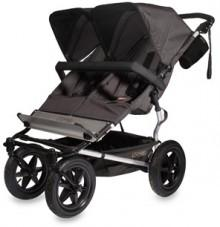 Mountain Buggy® Mountain Buggy Duo Stroller - Black