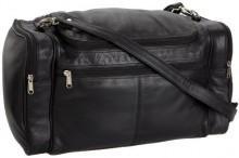 Leatherbay Leatherbay Mini Globe Trotter Duffel Bag