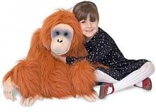 Melissa & Doug Orangutan Plush Animal
