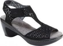 Women's Jambu JBU Chloe Peep Toe T Strap Vegan Sandal